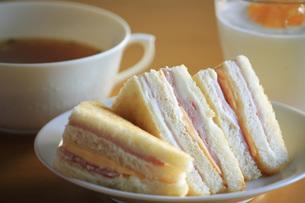 朝食の写真素材 [FYI00455244]
