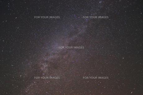 天の川の写真素材 [FYI00455284]
