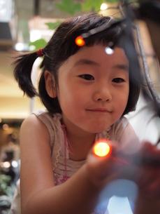 LED蛍の写真素材 [FYI00455683]