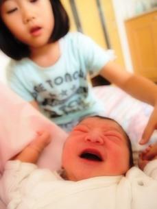 赤ちゃん誕生の写真素材 [FYI00455748]
