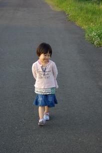 おすまし散歩の写真素材 [FYI00455755]