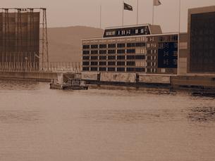 掃海艇の写真素材 [FYI00455761]