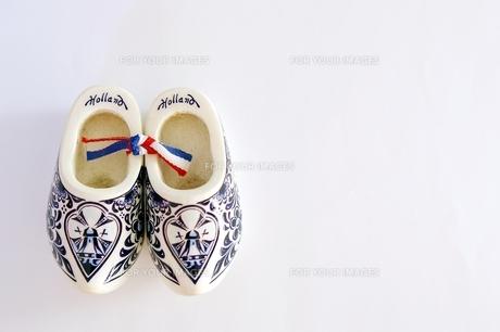 オランダの木靴の素材 [FYI00455850]