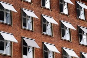 コペンハーゲンの窓の素材 [FYI00455880]