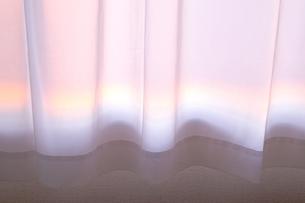 カーテンの写真素材 [FYI00455900]
