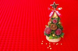 クリスマスツリーの素材 [FYI00455918]