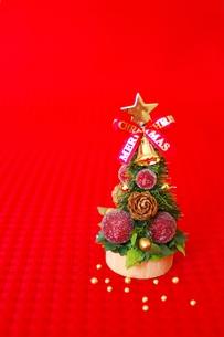 クリスマスツリーの写真素材 [FYI00455941]