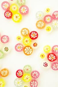 花模様の飴菓子の素材 [FYI00455959]