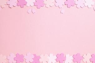 桜の背景の素材 [FYI00455984]