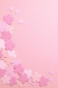 桜のフレームの素材 [FYI00455987]
