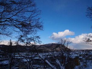 冬 快晴の写真素材 [FYI00456029]