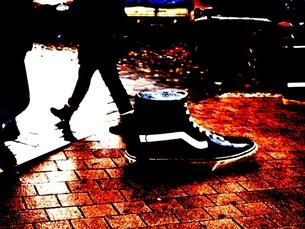 靴の写真素材 [FYI00456096]