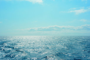 きらきらの海の写真素材 [FYI00456112]