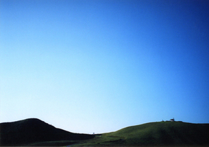コピースペース 山の写真素材 [FYI00456360]