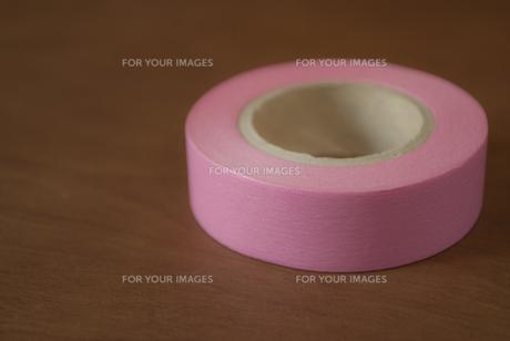 マスキングテープの写真素材 [FYI00456397]