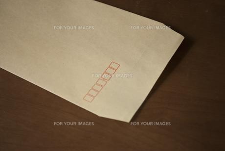 封筒の写真素材 [FYI00456400]