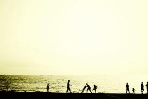海辺の写真素材 [FYI00456403]