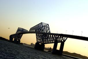 東京ゲートブリッジの写真素材 [FYI00456497]