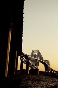 東京ゲートブリッジの写真素材 [FYI00456498]