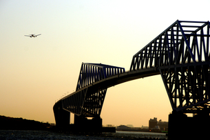 東京ゲートブリッジの写真素材 [FYI00456500]