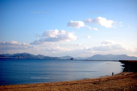 海岸と空の素材 [FYI00456633]