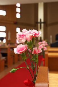 結婚式の飾り花の写真素材 [FYI00456687]