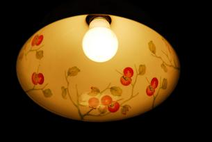 アンティークの電灯の写真素材 [FYI00456711]