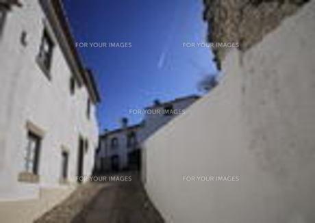 マルヴァンの街路の写真素材 [FYI00456991]