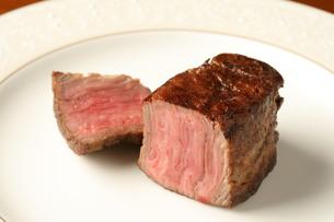 牛ヒレステーキの素材 [FYI00457217]