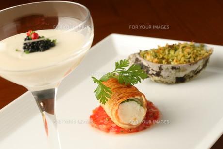 洋食 創作料理 前菜の素材 [FYI00457224]