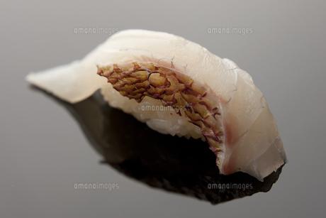 にぎり寿司 真鯛の写真素材 [FYI00457239]