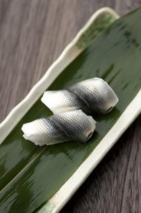 にぎり寿司 コハダの素材 [FYI00457249]