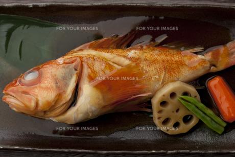 金目鯛の姿煮の素材 [FYI00457258]
