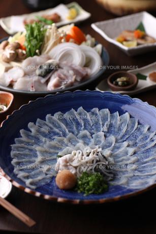 ふぐ料理 テッサの素材 [FYI00457266]