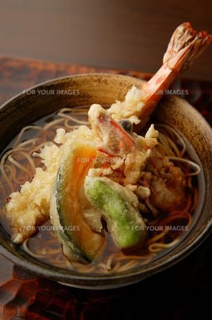 天ぷら蕎麦の素材 [FYI00457269]