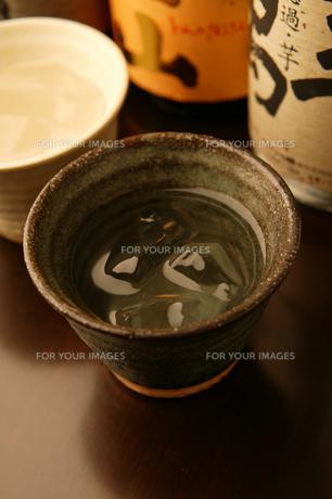 粋な焼酎の素材 [FYI00457299]