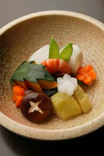 和食煮物小鉢の素材 [FYI00457305]