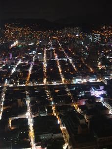 夜景の写真素材 [FYI00457350]