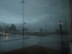 雨のアイスランドの写真素材 [FYI00457358]