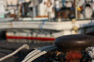 船着き場の写真素材 [FYI00457383]
