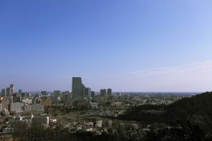 仙台を望むの写真素材 [FYI00457398]
