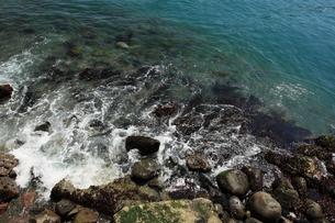 小田原の海の写真素材 [FYI00457400]