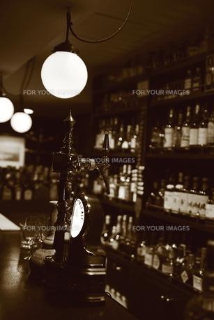 BAR バー Barの写真素材 [FYI00457425]