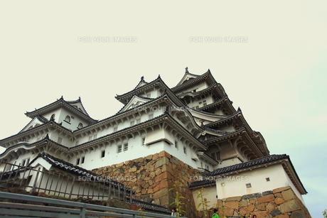 姫路城の写真素材 [FYI00457433]