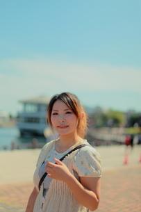 八景島にての写真素材 [FYI00457436]