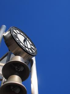 時計台の写真素材 [FYI00457438]