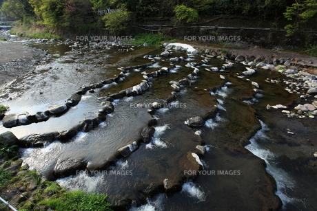 早川の流れの写真素材 [FYI00457450]