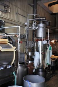 豆腐工場の写真素材 [FYI00457500]