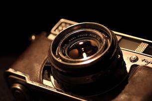 レトロなカメラの写真素材 [FYI00457598]