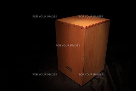 カホンの写真素材 [FYI00457629]